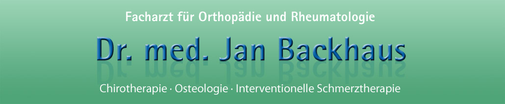 Logo Dr Jan Backhaus